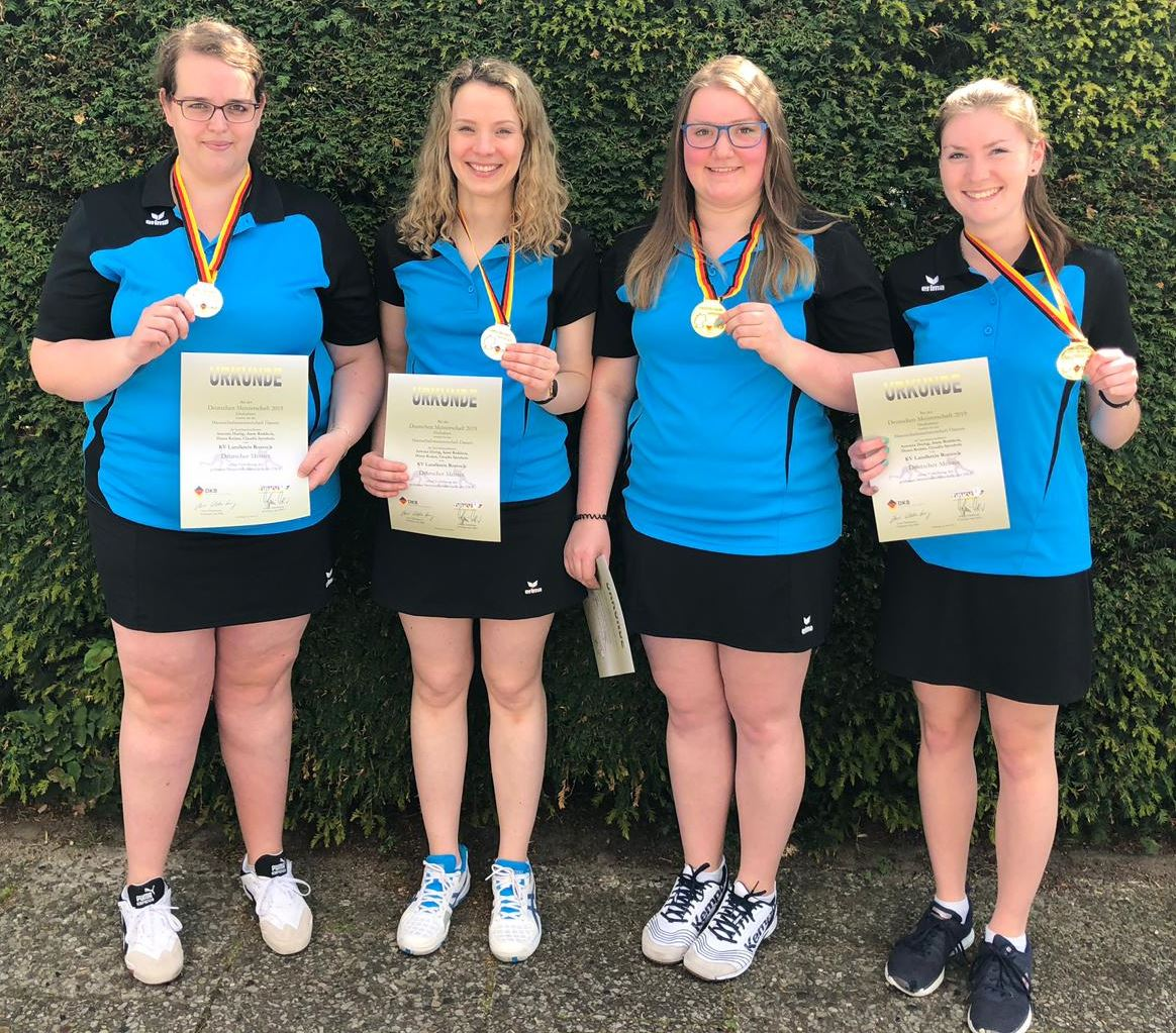DM 2019 Damenteam